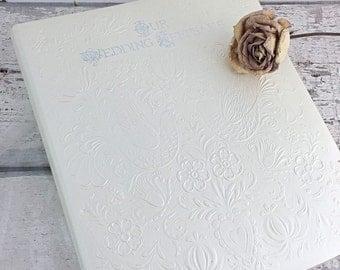 Vintage NOS Hallmark Wedding Album