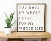 Whole Heart Sign