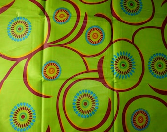African Fabrics Java Wax Print Fabrics For Sewing, Fabrics For Dress Making Kitenge/Pagnes/Ankara /ChitengeSold By The Yard 162151447789