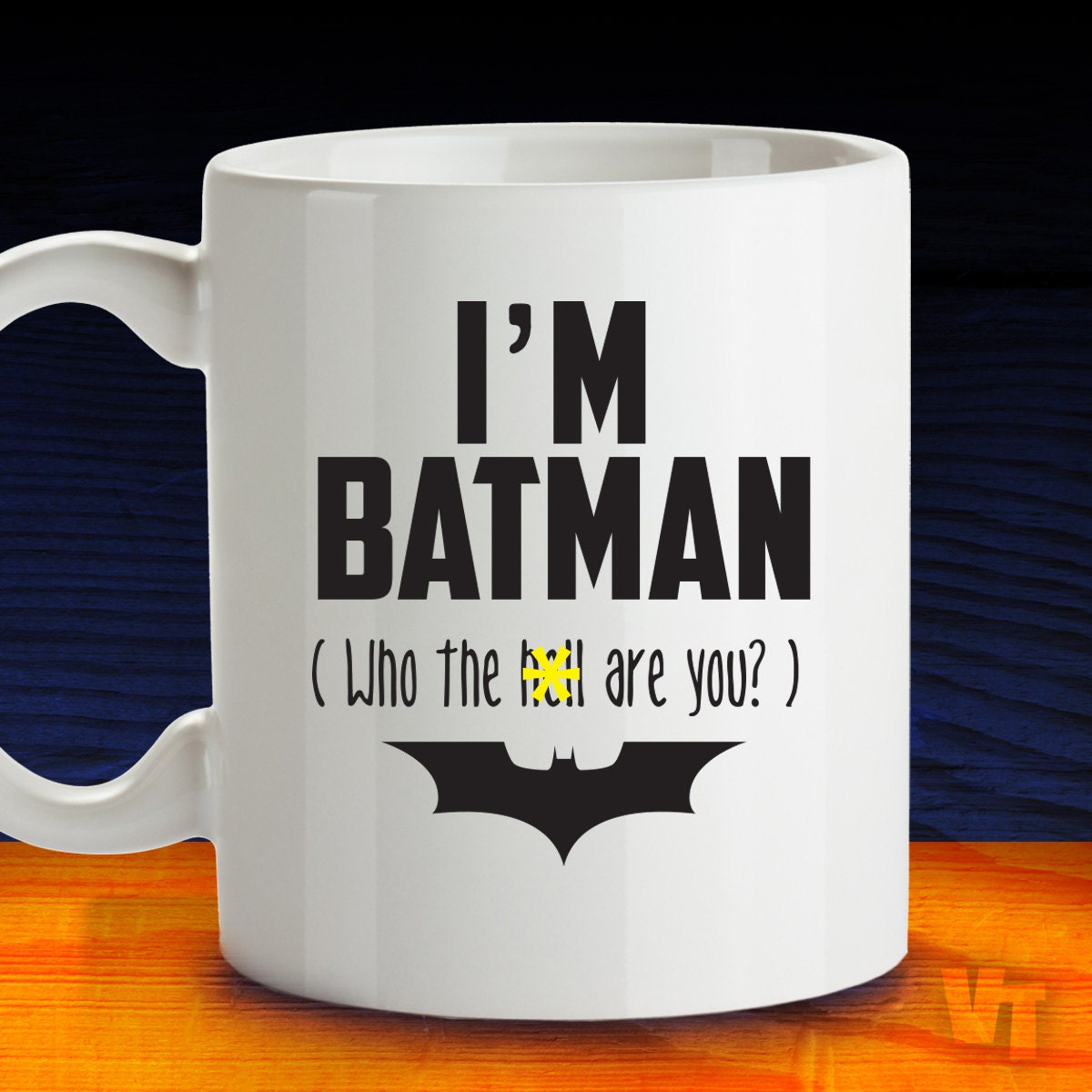 batman coffee mug funny coffee mugs dad gifts dad mug gift. Black Bedroom Furniture Sets. Home Design Ideas
