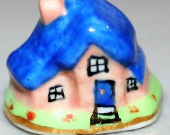 Hummel Repro Blue Cottage