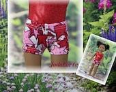 WellieWishers Stars Doll Shorts