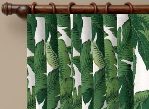 Tropical Curtains SALE Drapes Tommy Bahama Indoor Outdoor