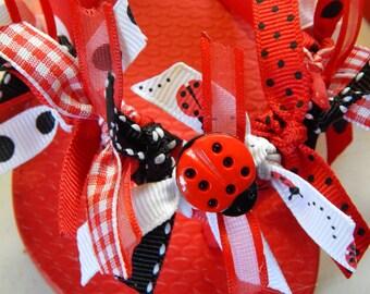 LADYBUG LADYBUG----Toddlers and Girls shoes