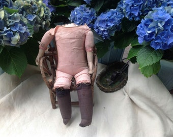 Super Sale .... Priced ....Early French or German doll body