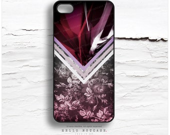 iPhone 7 Case Floral Chevron iPhone 7 Plus iPhone 6s Case iPhone SE Case iPhone 6 Case iPhone 6s Plus iPhone iPhone 5S Case Galaxy S6 I76