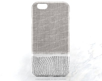 iPhone 7 Case Nordic Linen iPhone 7 Plus iPhone 6s Case iPhone SE Case iPhone 6 Case iPhone 5S Case Galaxy S7 Case Galaxy S6 Case T80