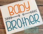Baby Brother Machine Embroidery Design