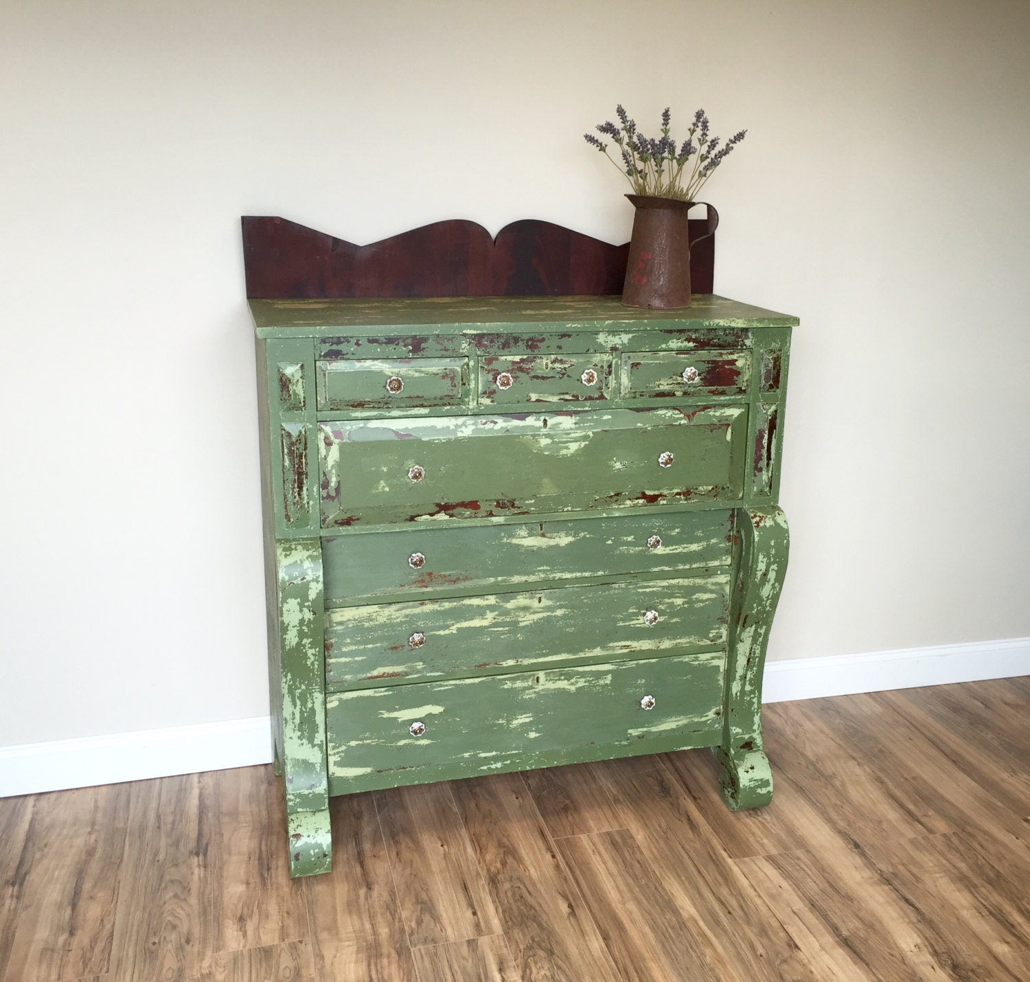 antique chest of drawers empire furniture distressed furniture antique dresser large dresser antique distressed furniture