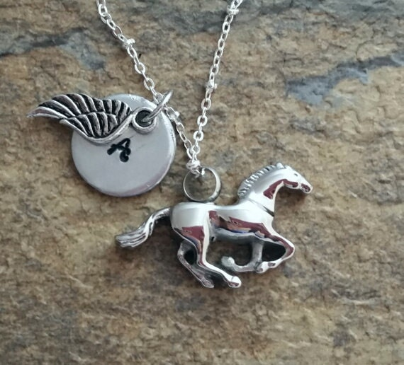 Horse Cremation Necklace Urn Jewelry Urn Necklace Ashes