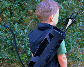 Hawkeye Quiver and Arrows FOR KIDS