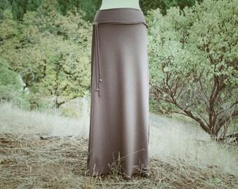 Bird Song Maxi Skirt ~Organic Clothing~