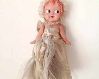 Vintage Celluloid Doll princess