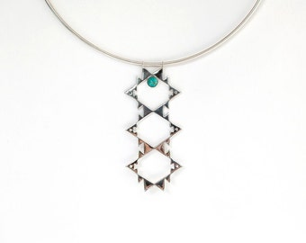 Turquoise MiMo Necklace