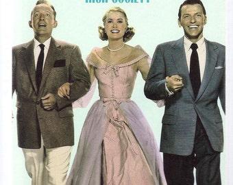 High Society VHS Tape 1956