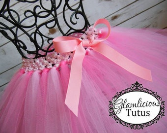 2-3T Tutu | Custom Toddler Tutu | You choose colors!