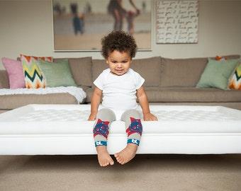 Captain Baby Leg Warmers