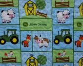 John Deere Farm Crib, John Deere Farm Animal, Farm Animal Crib, Farm Animal Nursery, Tractor, Sheep, Cow, Horse, Barn, John Deere Birthday