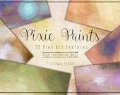 Pixie Paints - Fine Art Textures, Photoshop Textures
