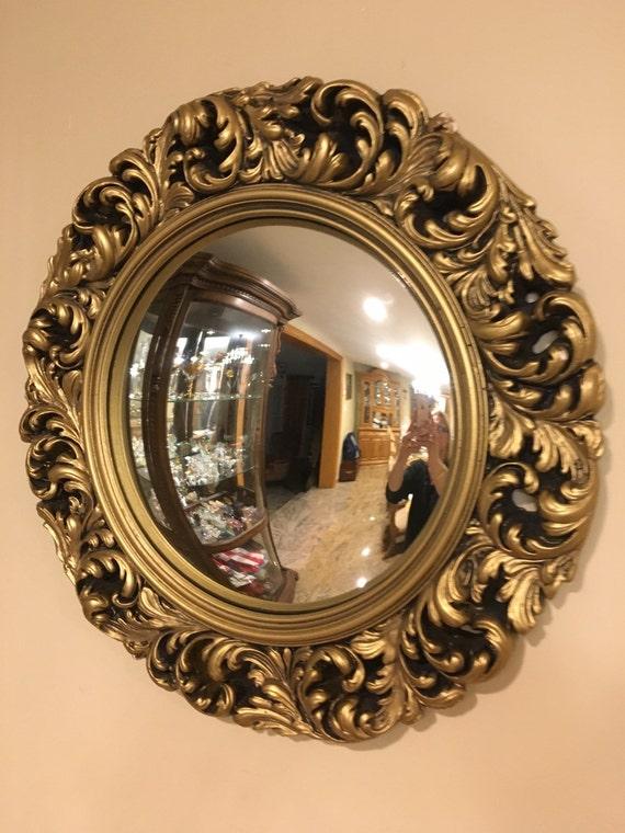 Round Metal Convex Mirror 18 Diameter High End Special