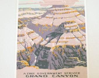 Grand Canyon National Park Print