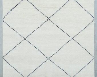 Berber rug - 5x8