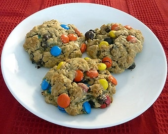 The ORIGINAL Monster Cookie