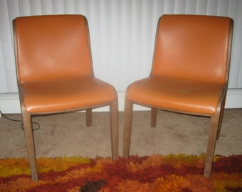 Bill Stephens for Knoll Pair of Chairs