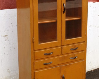 Pantry Cabinet Vintage Pantry Cabinet with Furniture Marvelous