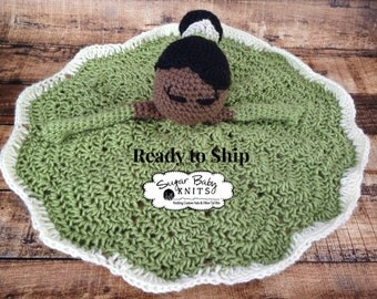 Princess Lovey, Princess Tiana Inspired Lovey, Lovey, Princess Toy, Princess Tiana Inspired, Princess blanket, Toy