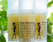 Mommy belly butter, organic, skin care, expecting mom gift, pregnancy stretch mark balm, pregnancy, anti itch, Receive 2 FREE LIP BALM's