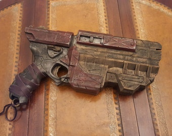 STEAMPUNK gun, Nerf Vigilon toy gun ! For cosplay
