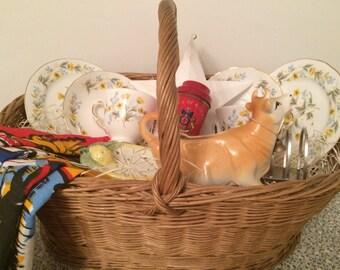 Bespoke Vintage Gift Basket