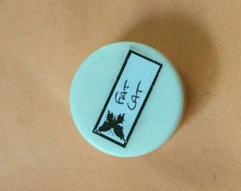Fat Cat solid perfume - sweet orange, ginger, butter cream, white chocolate