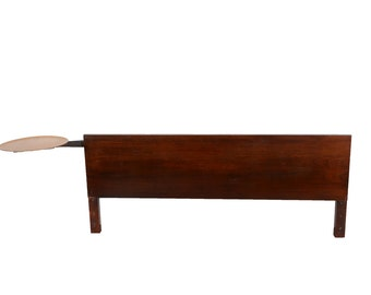George Nelson Herman Miller King Size Headboard Mid Century Modern