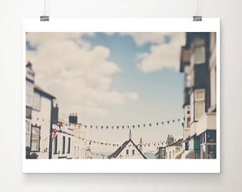 Lyme Regis photograph architecture photography Lyme Regis print Dorset photograph England photograph English decor travel photography