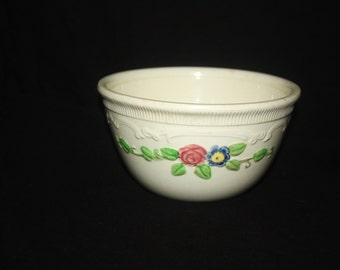 Vintage Homer Laughlin Small Oven Serve Bowl 1940s 1950s