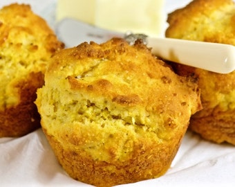Corn Muffins (Gluten-Free)