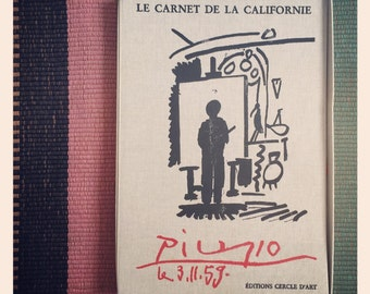 Picasso, Le Carnet de La Californie (out of print)