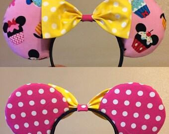 Cupcake ears