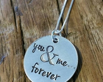 ill advised valentine's day gifts - Mother The Bride Necklace I ll Take Care Her Always