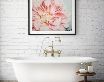 Botanical - Flower - Nature - Botanical Print - Floral Print - Floral - Flower Photography - Pink - Color Print - Photography - Nature Art