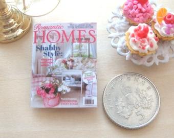 dollhouse magazine 12th scale miniature