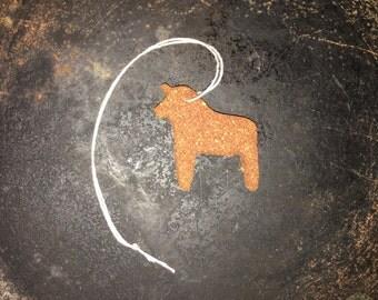 6 Scented Dala Horse Ornament/Decoration