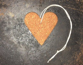 Scented Heart Ornament/Decoration