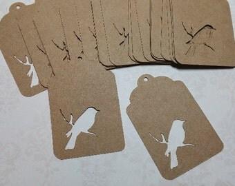 Die cut Gift tags/Labels.          #LO-69