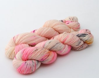 Butterfly - Hand Dyed Sock Yarn - Limited Edition