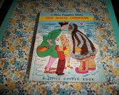 Little Golden Book Mary Poppins The Magic Compass 1954 A First Edition