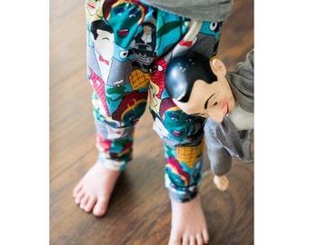 PeeWee's Playhouse leggings