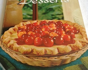 Sunset Cook Book of Desserts - 1972